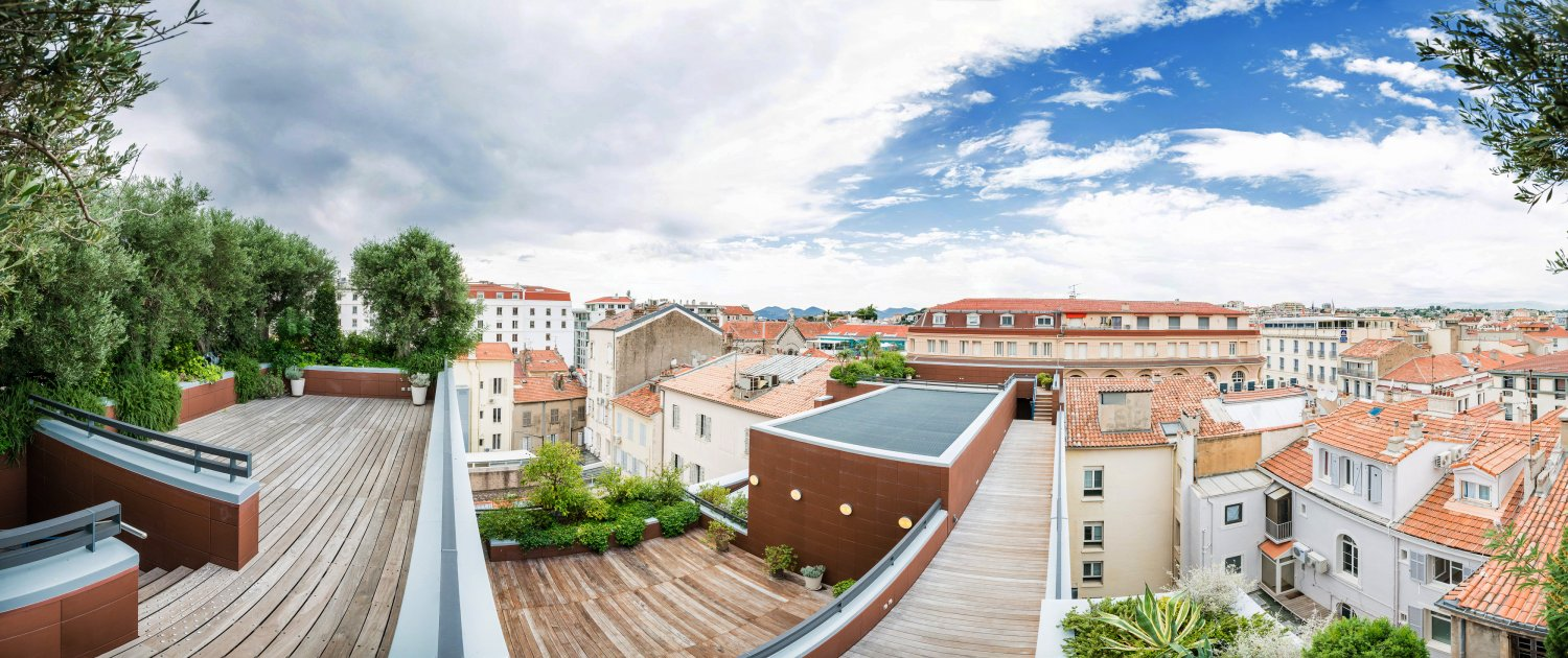 Rooftop Cannes